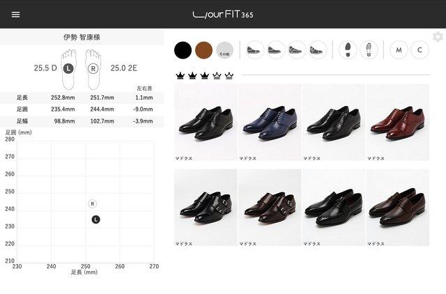 レコメンド画面(イメージ)