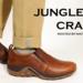 上質なフルグレインレザーとデコラティブステッチでクラフト感溢れるデザインメレル40周年の新たな「JUNGLE MOC」が史上最高の履き心地を実現「JUNGLE MOC CRAFTED」|株式会社 丸紅フットウェアのプレスリリース
