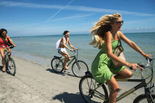 【夏の自転車通勤】日焼け対策はバッチリしておきたい!