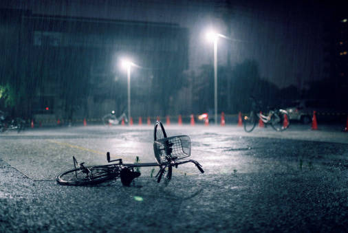 【高齢者の自転車事故】原因は交通ルールを知らないこと