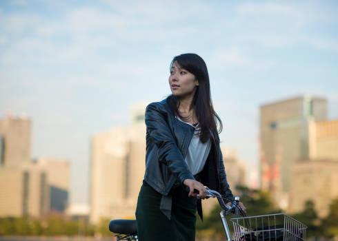 妊娠していても自転車は乗ってもいいの?買物も行ける?