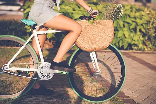 自転車につけるバッグ