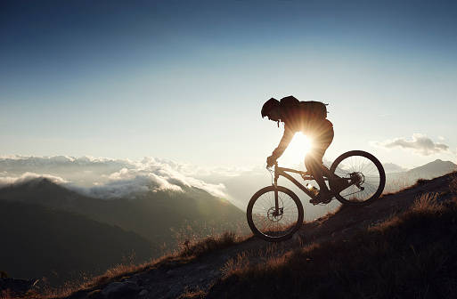 しっかりと装備をしてこそ、最高の自転車旅行が楽しめる。