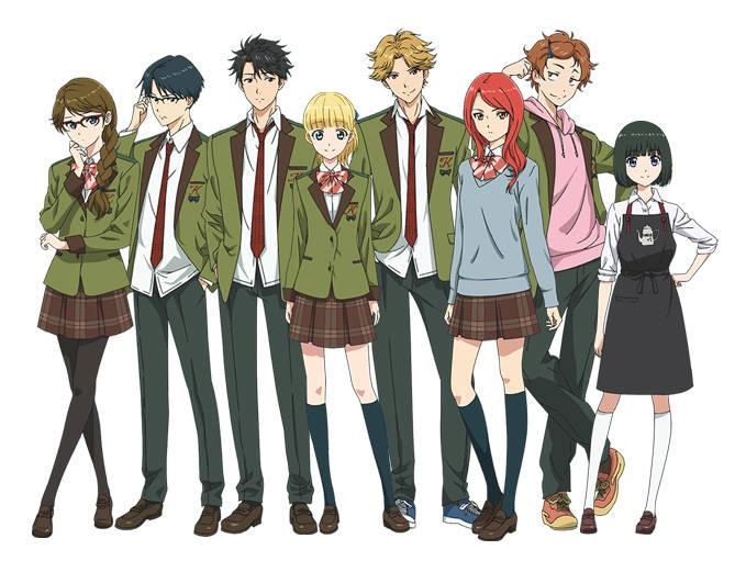 【多田くんは恋をしない】キャラクター達が織りなす恋の相関図をまとめます!
