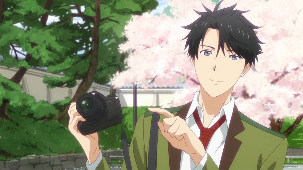 【多田くんは恋をしない】アニメには実在のカメラが登場!