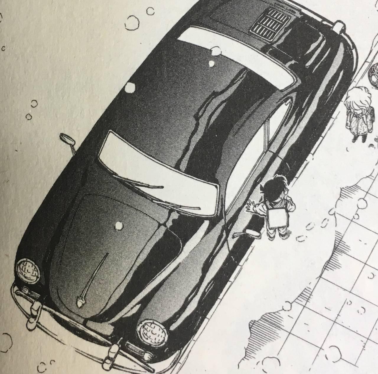 【名探偵コナン】もはや目立ちすぎ??黒の組織メンバーの愛車をピックアップ!