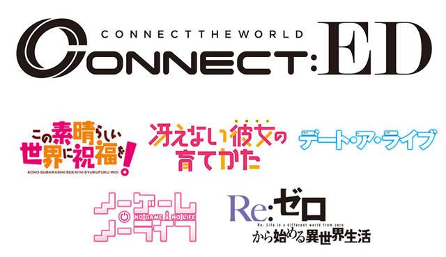アパレルブランド「CONNECT:ED」