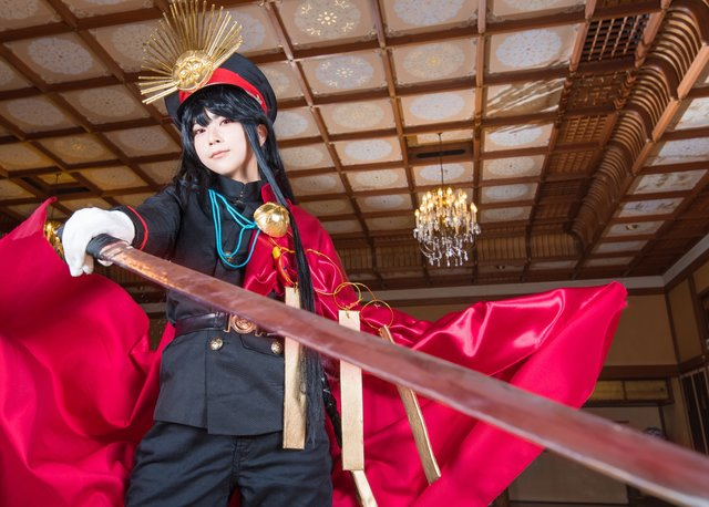 『Fate/Grand Order』織田信長