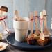 ホットチョコレートスプーンのつくり方|手づくりスイーツレシピ|ガーナ|お口の恋人 ロッテ