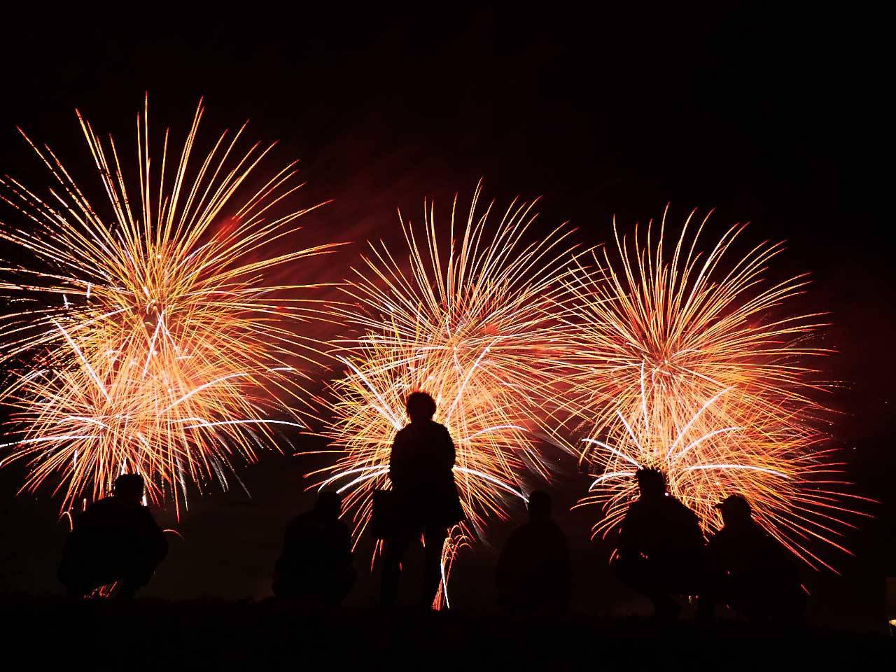 鴻巣花火大会でクラウドファンティングがスタート!ナイアガラ花火復活にご協力を!
