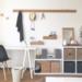壁に付けられる家具で収納を格上げ!賃貸に使えるDIYアイテムもご紹介