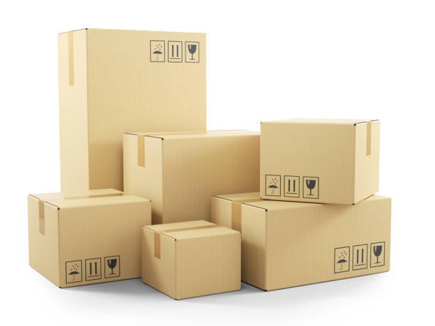 荷造りで荷物が全部ダンボールに収まりそう。引越し業者は使うべき ...