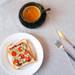 トーストアレンジのおしゃれレシピ!朝から幸せを呼ぶおいしいトーストの作り方
