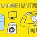 大型家具や家電の搬入で困らないために!事前に確認することと配送業者の選び方