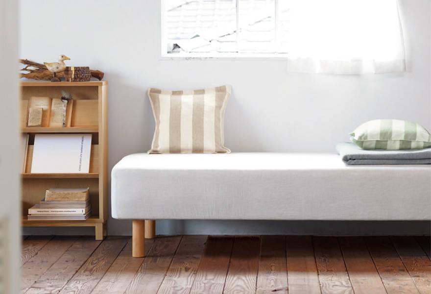 無印良品のベッド&マットレスが一人暮らしを豊かに! おすすめ4