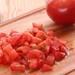 【トマトの角切り】簡単な切り方と使い方を解説