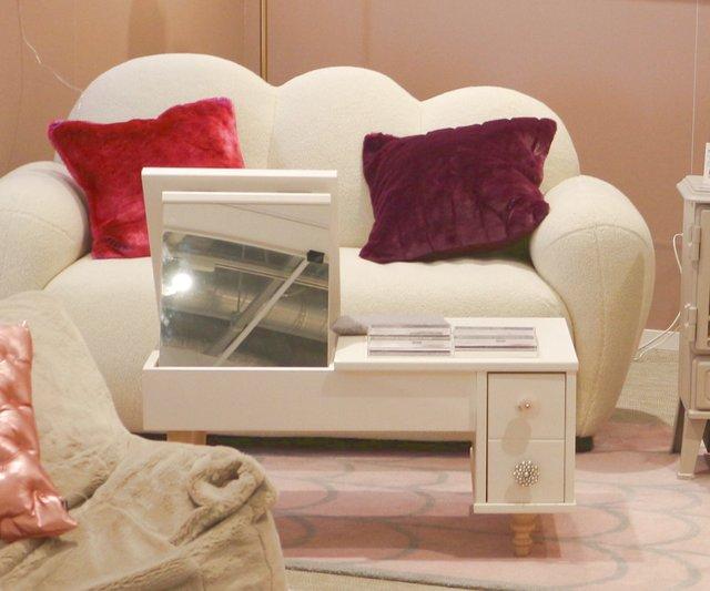 ラーナ ドレッサーテーブル ¥28,000