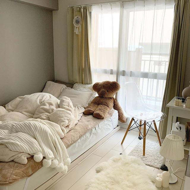 「寝室」after