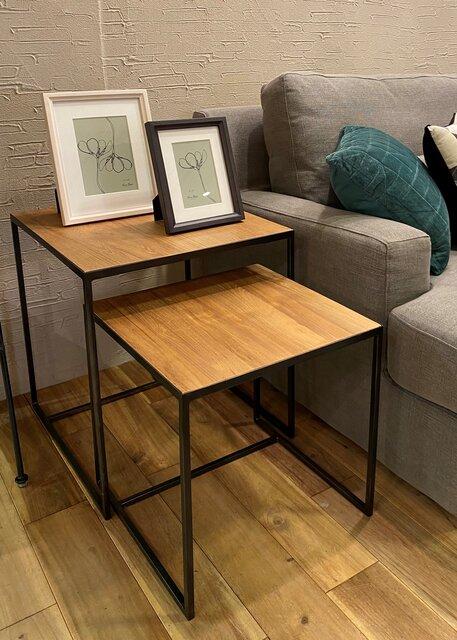 リスティングテーブル dareels TWO NEST TABLE 63,800円