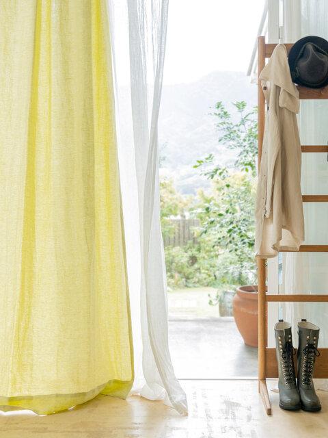 「ツゥーリ」シリーズ 22,000円~ ※一般的なワンルーム/掃き出し窓サイズ(W200×H200CM/両開き×1.5倍ひだ)の場合