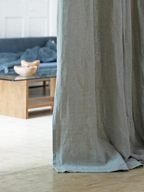 「ユラタ」シリーズ 28,600円~ ※一般的なワンルーム/掃き出し窓サイズ(W200×H200CM/両開き×1.5倍ひだ)の場合