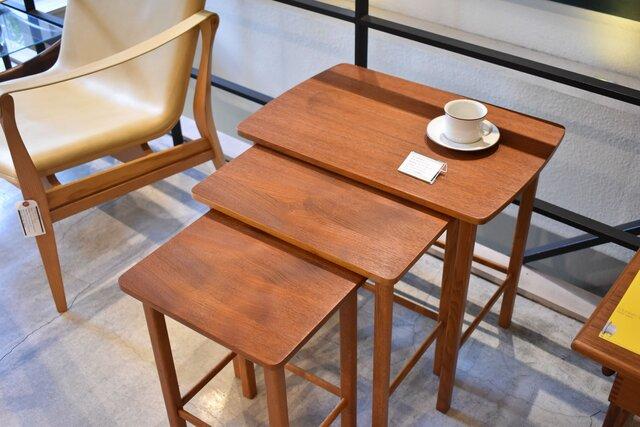ネストテーブル 74,800円