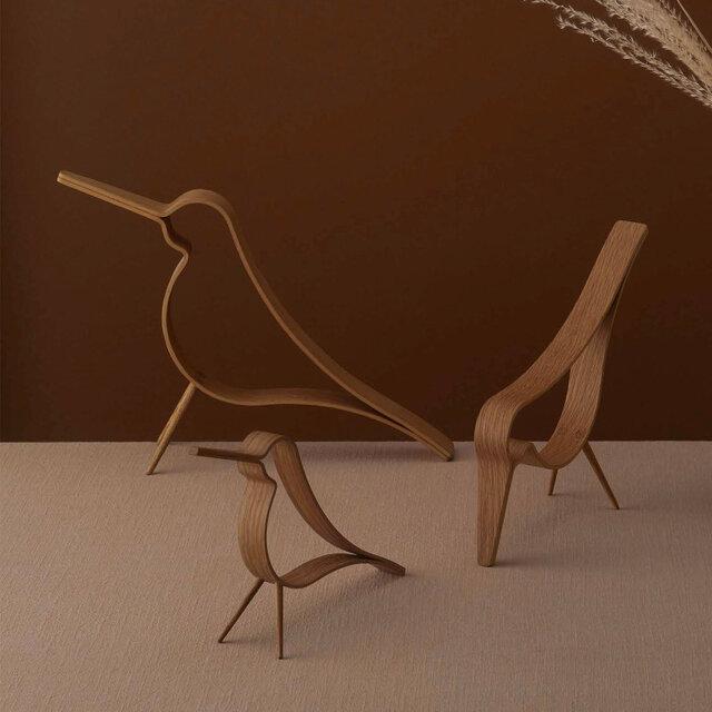 nest「Cooee Design ウッディバード オーク」