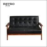 レトロ 2P ソファ - 【公式】B-COMPANY Online Shop / 家具・インテリア