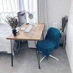 6.8畳1K。1台あると便利なダイニングテーブル活用術 - とりぐら 一人暮らしの毎日がもっと楽しく