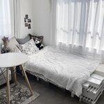 6.8畳1K。デッドスペースを有効活用するベッド周りの整え方 - とりぐら 一人暮らしの毎日がもっと楽しく