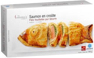 サーモンのパイ包み焼き ¥3,219(税込) (12375)