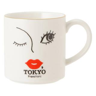 KISS TOKYO マグ (ガール)…¥900(税込) (18452)