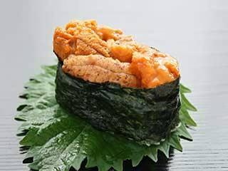 にぎり寿司(うに)