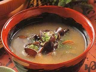 味噌汁(しじみ)