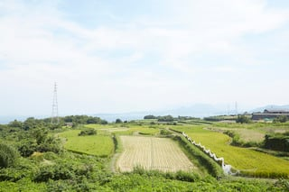 ART ISLAND TESHIMA WITH UNSPOILED NATURE IN PICTURES
