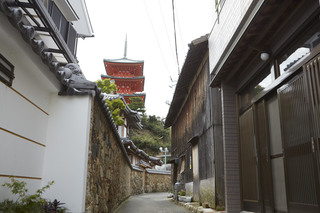 TONOSHO-CHO, A LABYRINTH TOWN THAT INCORPORATES ART WORKS IN SHODOSHIMA