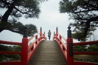 JAPANESE GARDEN - MARUGAME  NAKATSU  BANSHOEN