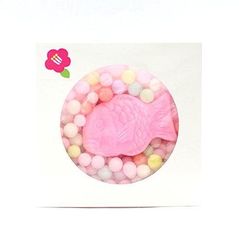 白わくおいりと鯛 - 菓子工房 遊々椿 (5606)