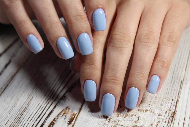 浴衣のネイルの色は帯に合わせる!シンプルで綺麗めデザインをセルフで!