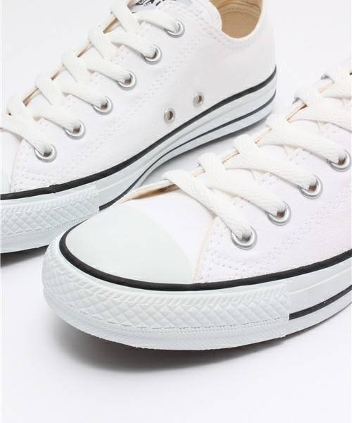 converse コンバース CANVAS ALL STAR COLORS OX キャンバス オールスター カラーズ OX 32860660 WHT/BLK