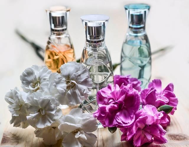 爽やかな香りの香水