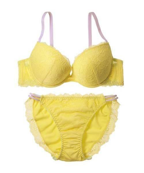 黄色のブラセット