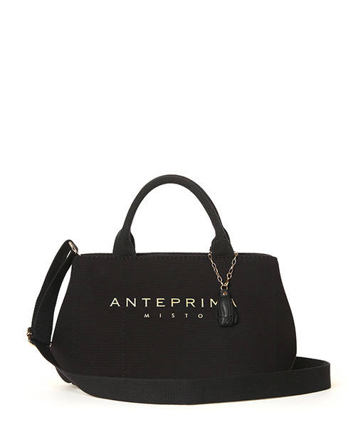 ANTEPRIMA/MISTO  ロゴボックストートバッグ