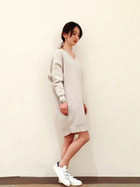 yu kaneko(emmi ルミネ横浜店)|emmiのワンピースを使ったコーディネート - WEAR (282452)