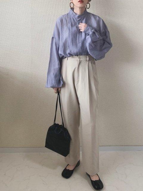 MISATO |Birthday roomのシャツ/ブラウスを使ったコーディネート - WEAR (282465)