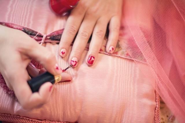 Painting Fingernails Nail Polish · Free photo on Pixabay (5117)