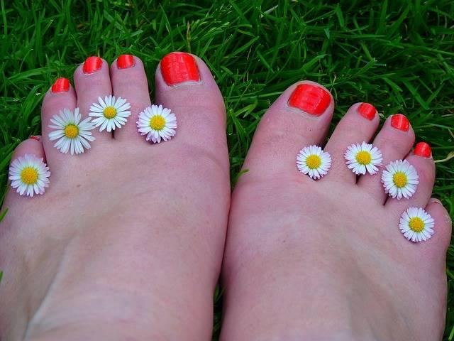 Feet Ten Nail Varnish · Free photo on Pixabay (5177)