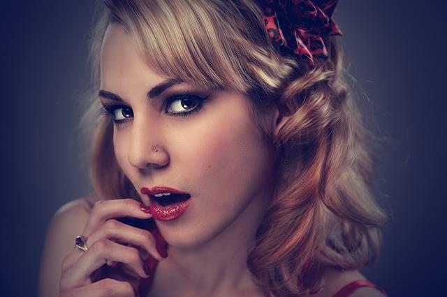 Woman Portrait Face · Free photo on Pixabay (17101)