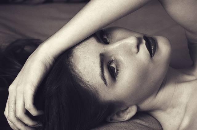 Woman Sexy Portrait Hand On · Free photo on Pixabay (28903)