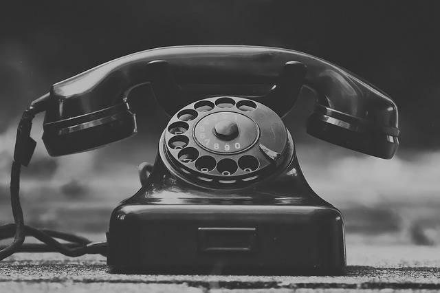 Phone Old Year Built 1955 · Free photo on Pixabay (35023)
